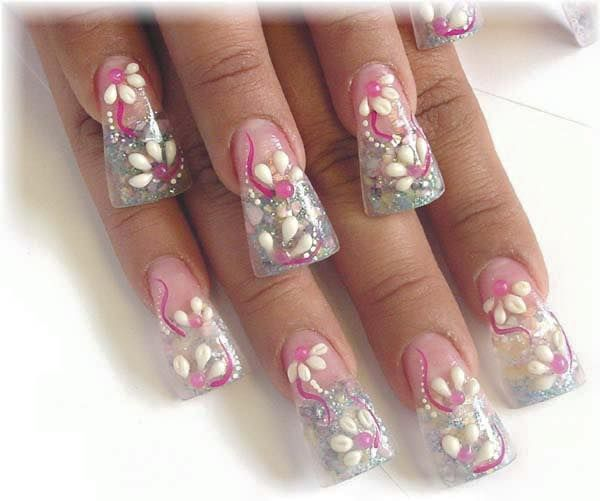 67 Unique And Fascinating Nail Art Ideas For Teenage Girls That Look