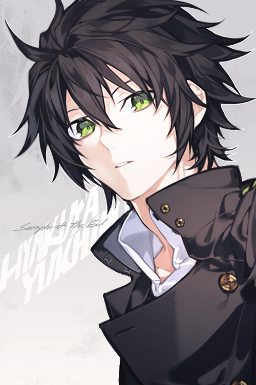 yuu-chan gray man