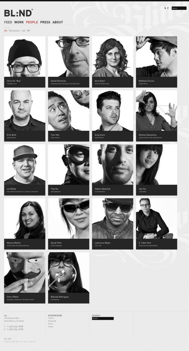 Tags Big Type Clean Creative Writing Employee Profiles
