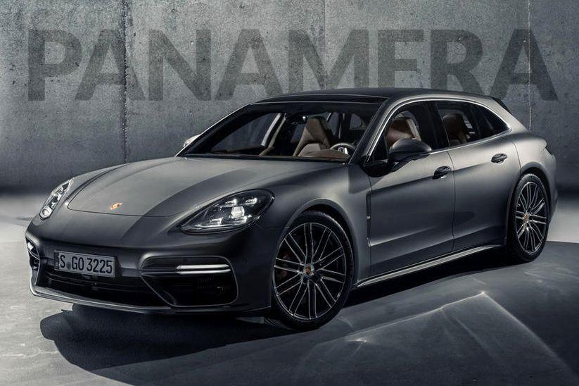 Nuova Porsche Panamera Sport Turismo, Configuratore e