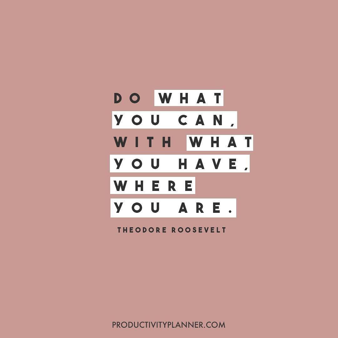 Sunday inspiration! ✔️ #yougotthis #beproductive