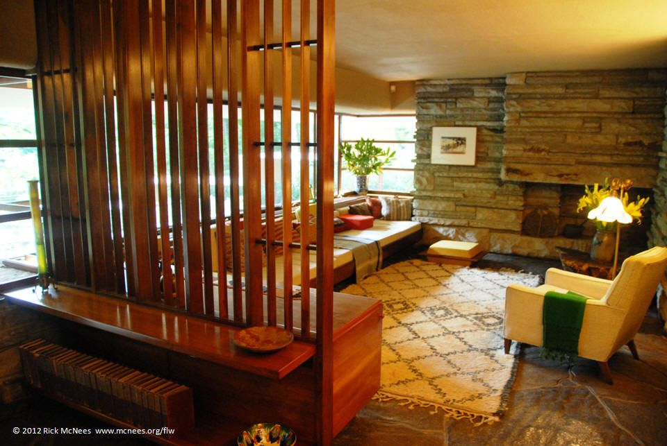 Franklloydwright 39 S Falling Water House In The Usa