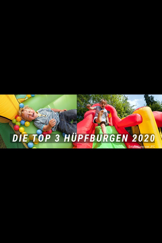 Die 3 besten Hüpfburgen für Kinder 2020!