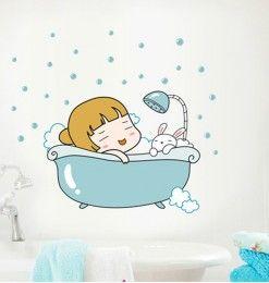 สต กเกอร ต ดผน ง Decoriq รวมของแต งบ าน คอนโด พร อมไอเด ยการออกแบบบ านสวยสำหร บค ณ Part 2 Cartoon Wall Baby Themes Sticker Wall Art