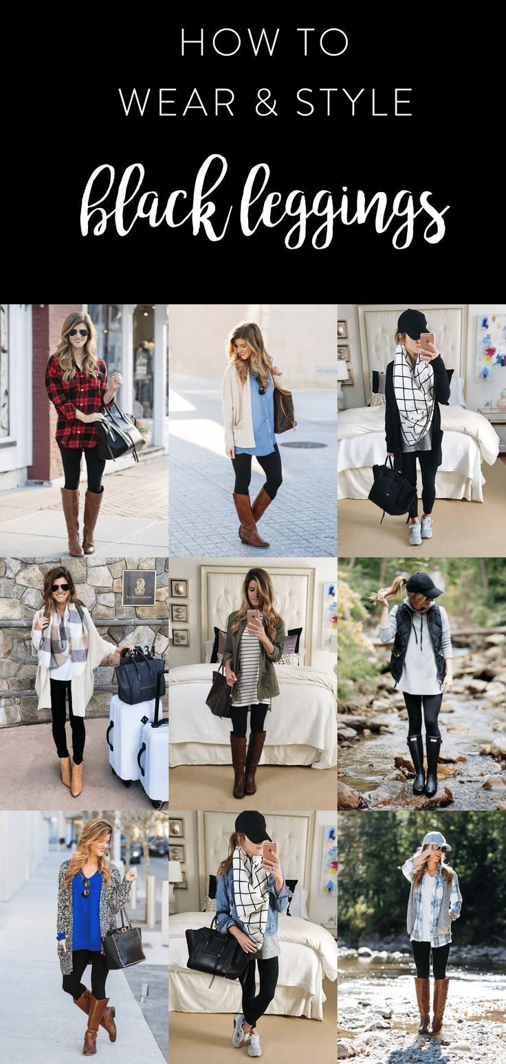 what to wear with leggings, how to wear leggings, 10+ outfit ideas
