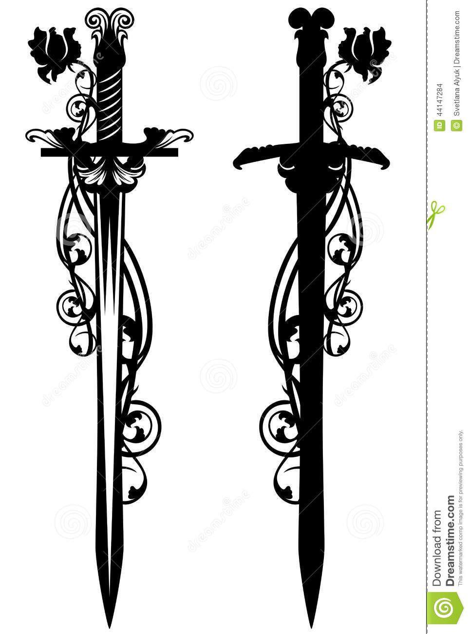 Dagger tattoo meanings itattoodesigns - Pix For Arabian Sword Tattoo More