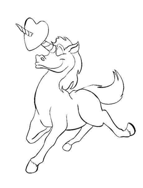 Unicorn Love Coloring Pages Valentines Day Coloring Page Love Coloring Pages Valentine Coloring
