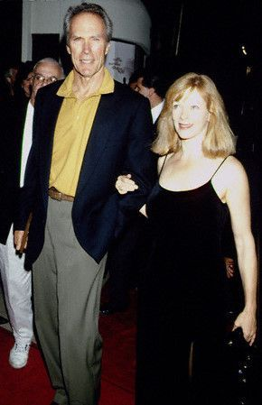 a12f53f4677 Clint Eastwood and Frances Fisher. Never married but had one daughter in  1993