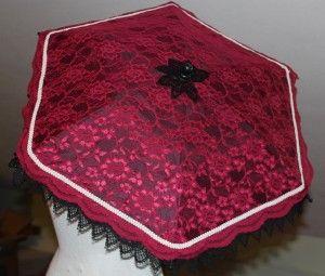 Make A Victorian Carriage Parasol Diy Fabric Victorian Parasol