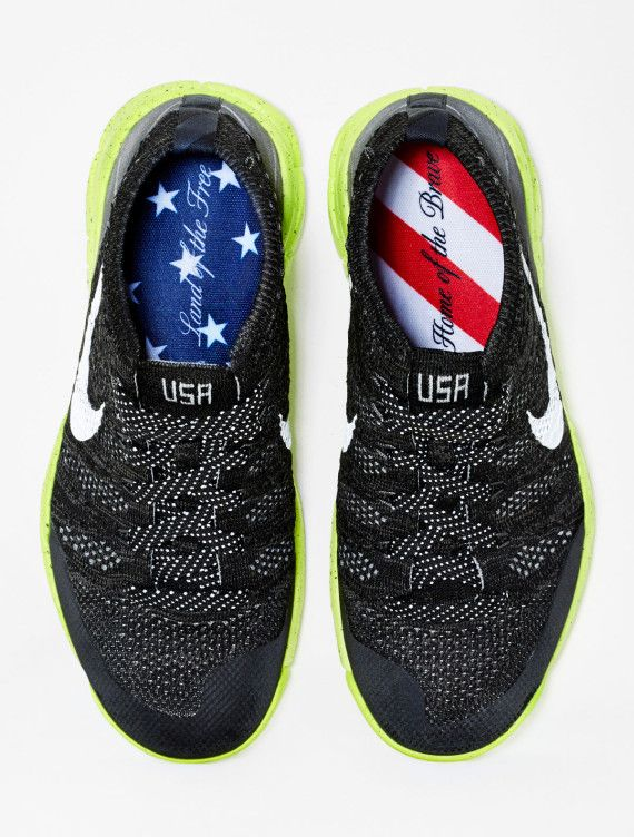 e41afdc24a50 Nike Flyknit Trainer Chukka FSB for Team USA