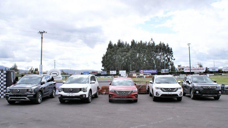Gac Motor Llega A Ecuador Con Impofactor Auto Magazine Venta