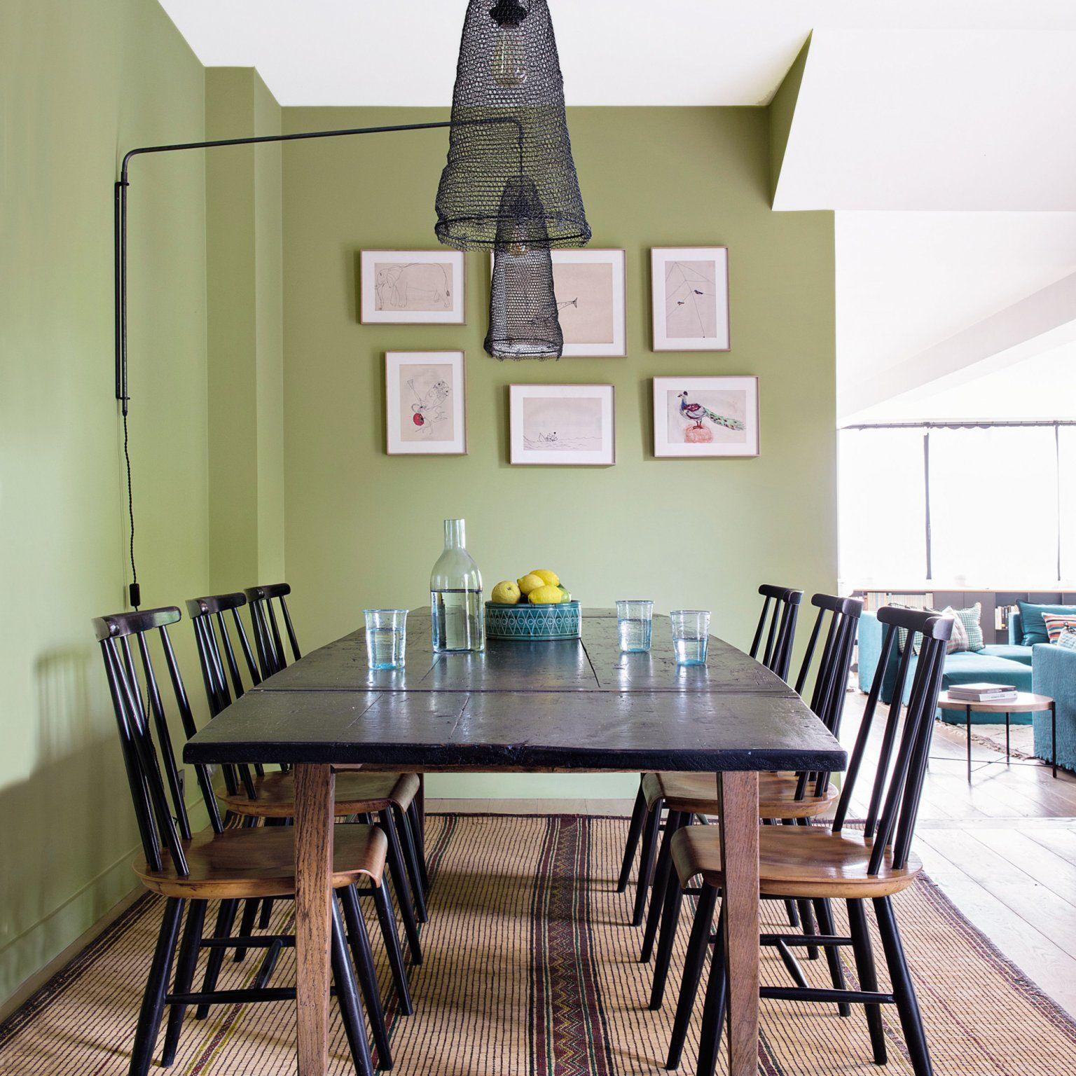 Color Zoning : 15 inspirations pour jouer avec la couleur | Decoration interieur appartement ...