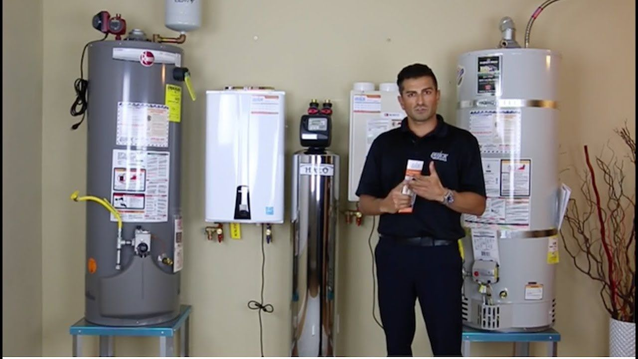 Tankless Vs Tank Water Heater Complete Explanation Tankless
