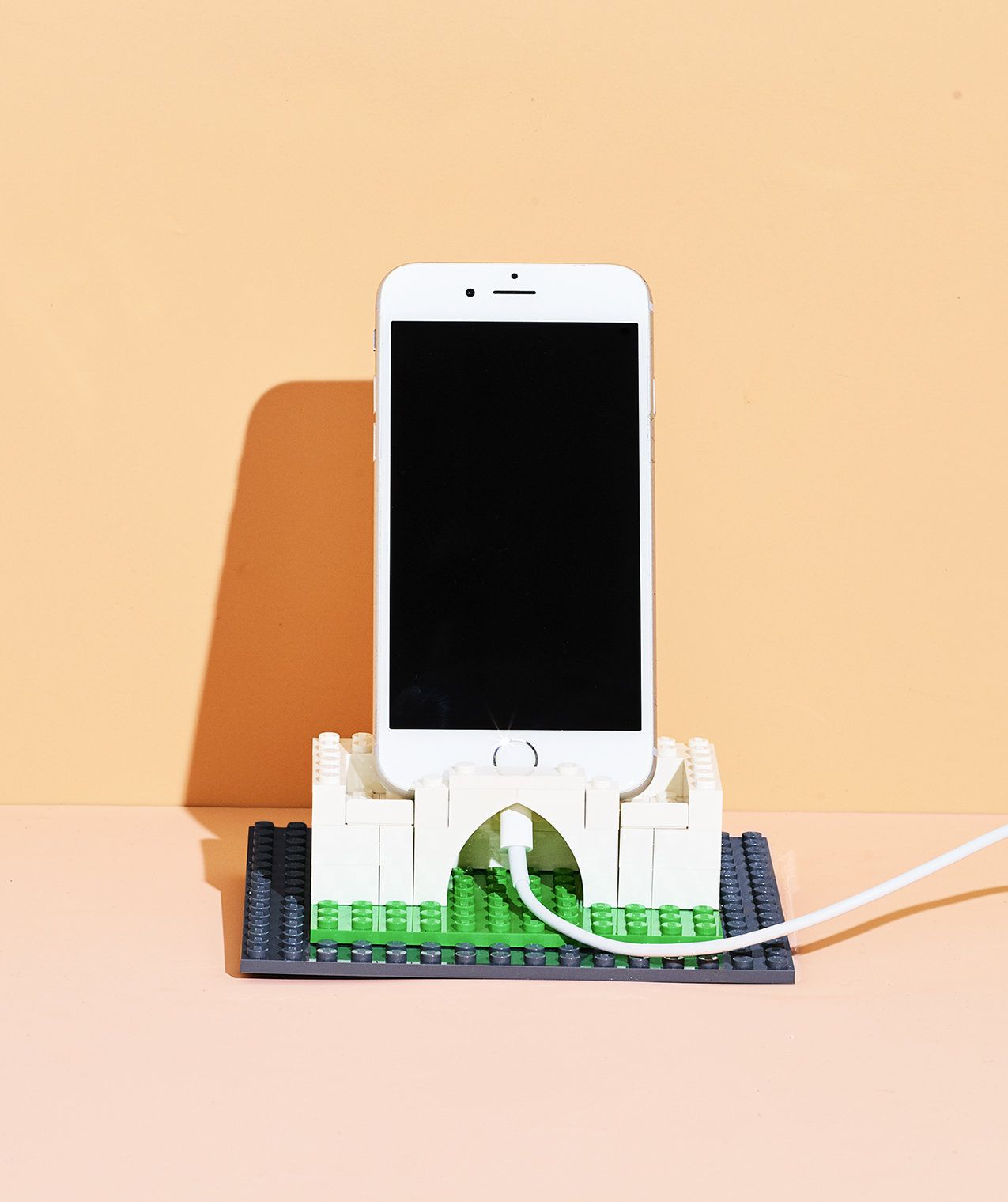 Phone Charging Station | Believe it or not, they're not just for kids.