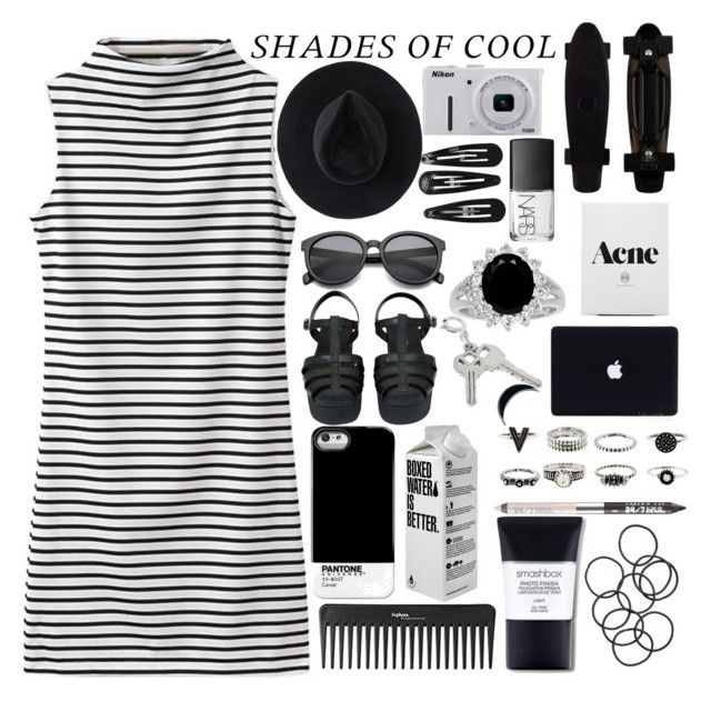 """""""//a e s t h e t i c//"""" by pacify-her ❤ liked on Polyvore featuring Clips, Ryan Roche, Nikon, NARS Cosmetics, Chanel, Carolina Glamour Collection, Urban Decay, Smashbox, H&M and Sephora Collection"""