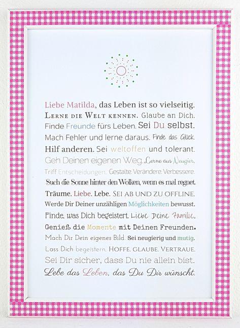 Photo of Gift first communion / Jugendweihe girls