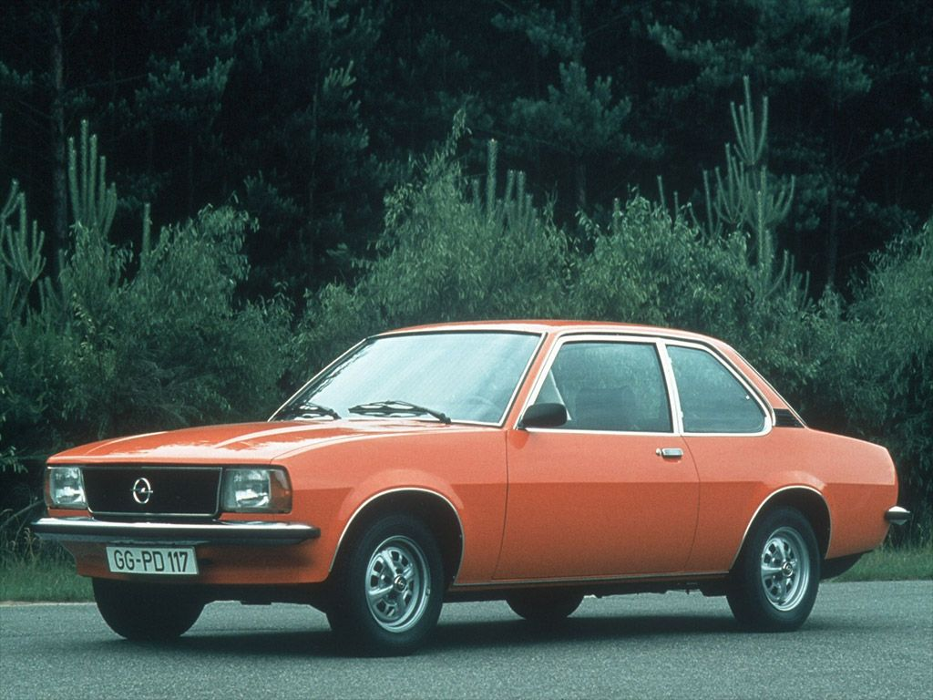 Image illustrative de l article opel ascona - Opel Ascona B