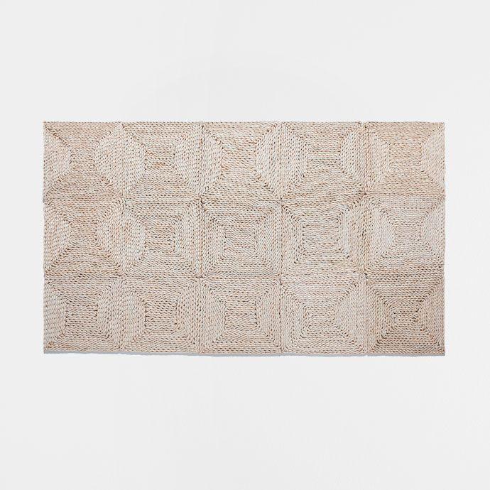 Tapis Paille Geometrique Tapis Decoration Zara Home France Straw Rug Rug Decor Rugs