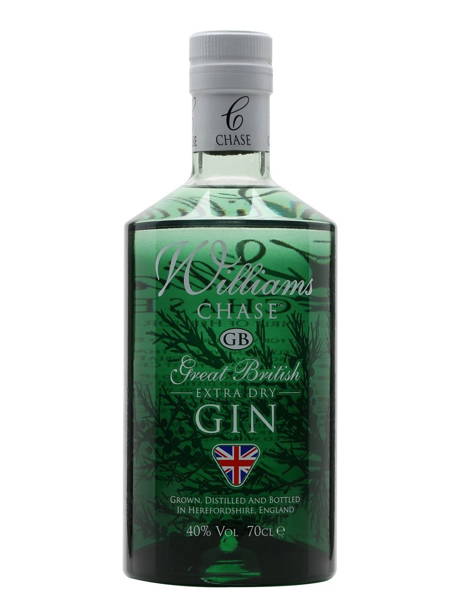 Chase Great British Extra Dry Gin Botellas De Alcohol Botellas
