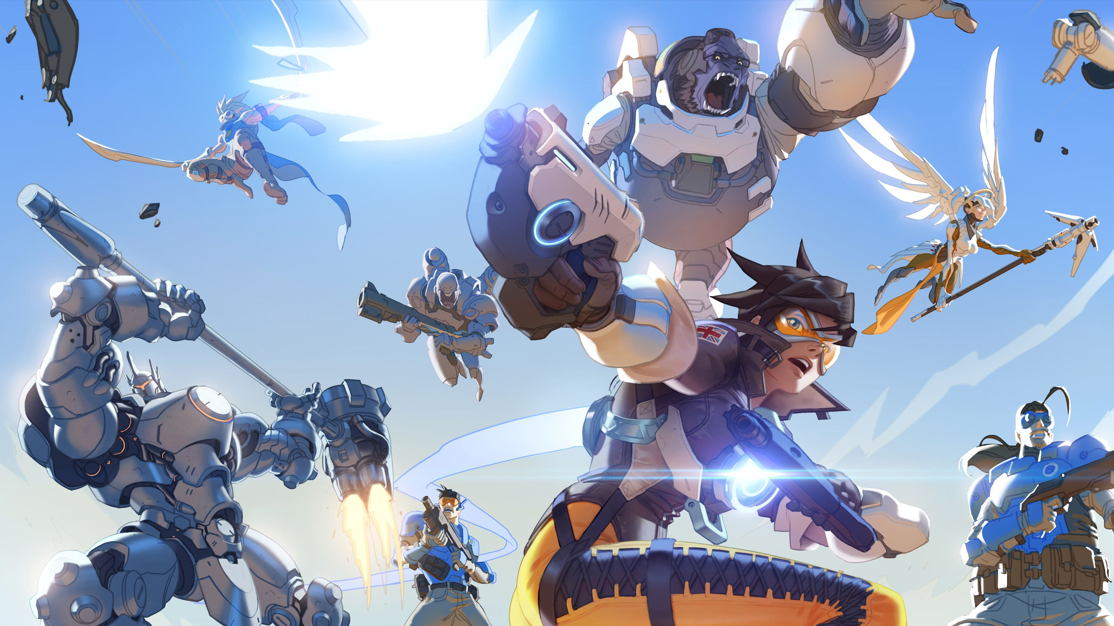 Overwatch wallpaper Overwatch wallpapers, Overwatch