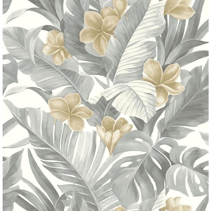 Nu2927 Neutral Paradise Nature Peel And Stick Wallpaper Papel Decorativo Fotos De Paisagem Estampas