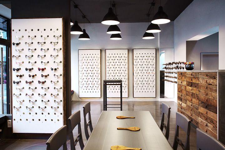 Optometry Office Design Glamorous 7 Inspiring Optometry Office Designs  Gallery Optometry Office . Review
