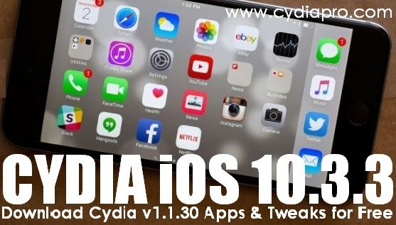 Install Final Update Of Ios 10 3 Cydia Installer Ios 10 3 3 Ios 10 Ios 10 Things