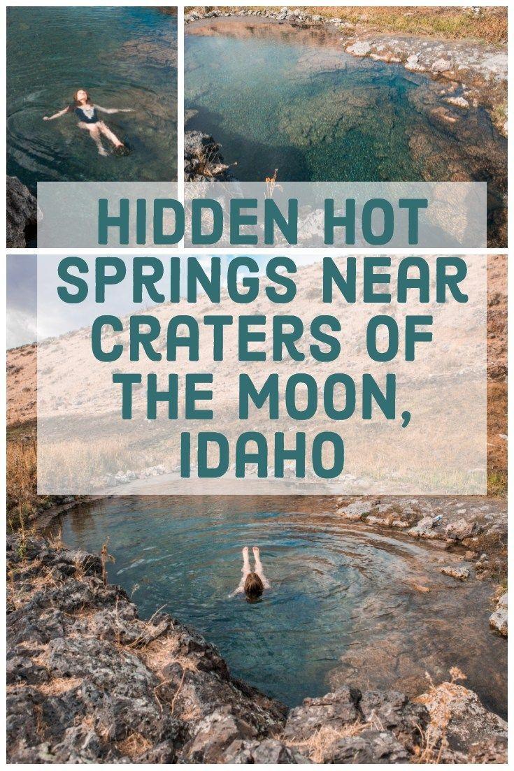 Hidden Hot Springs in Idaho