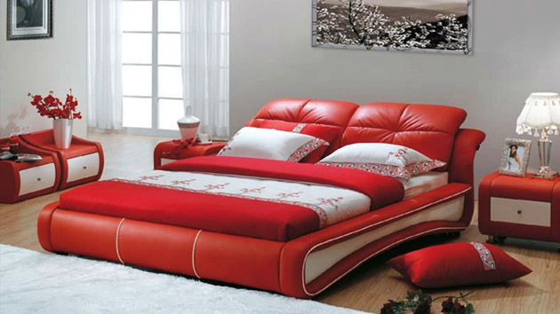 ravishing home show giveaway ideas. 20 Ravishingly Beautiful Red Full Beds  My Decor Home Ideas bed Color red and