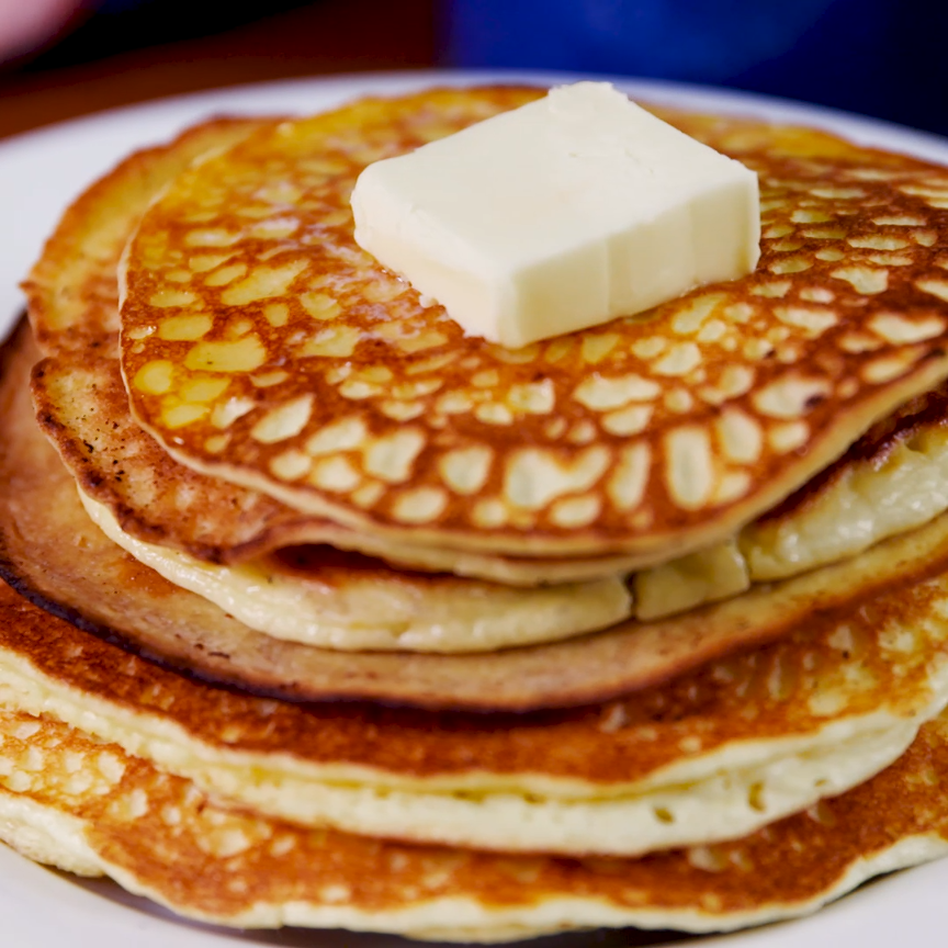 Keto Pancakes Use Only Four Genius Ingredients We