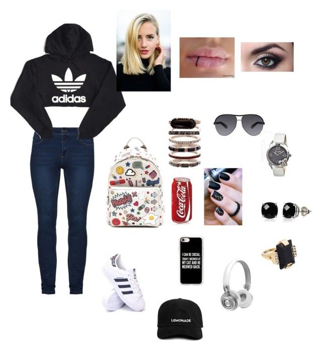 """""""dia dia"""" by daianetavares310 ❤ liked on Polyvore featuring adidas, Anya Hindmarch, Accessorize, Casetify, Marc Jacobs, Bertha, Belk & Co., Marni and Master & Dynamic"""