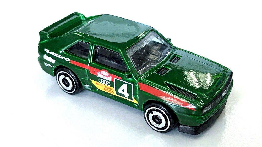 Hot Wheels Une seconde color variation de l'Audi Sport