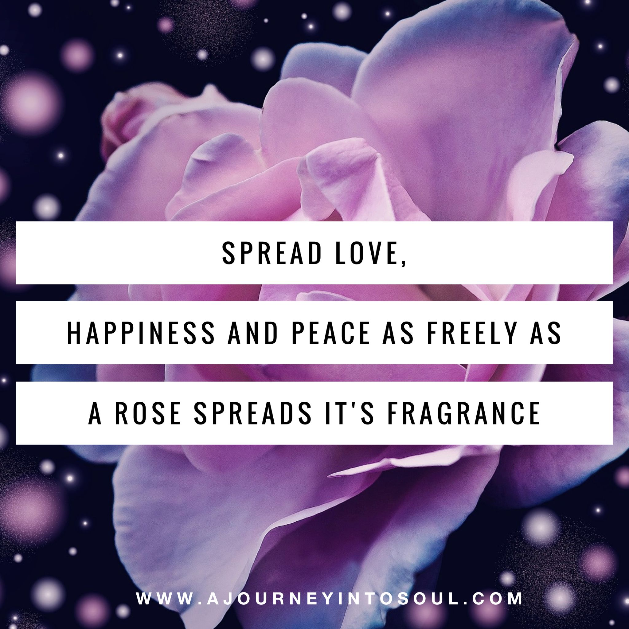 Peace Love And Happiness Quotes A Soulful Sunday Message  Share Love Happiness And Peace In