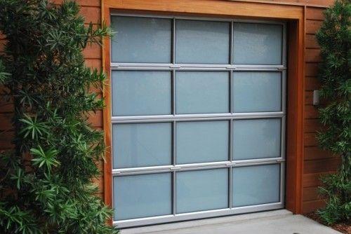 Love This Trackless Garage Door Fm Renlita Garage Doors Garage Doors Houston Residential Garage Doors
