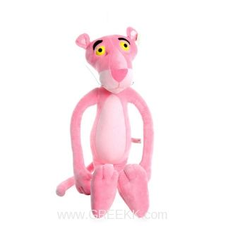 Cuddly Animal Pink Panther Plush Toy Animated Stuffed Soft Toy Kid Gifts Dolls