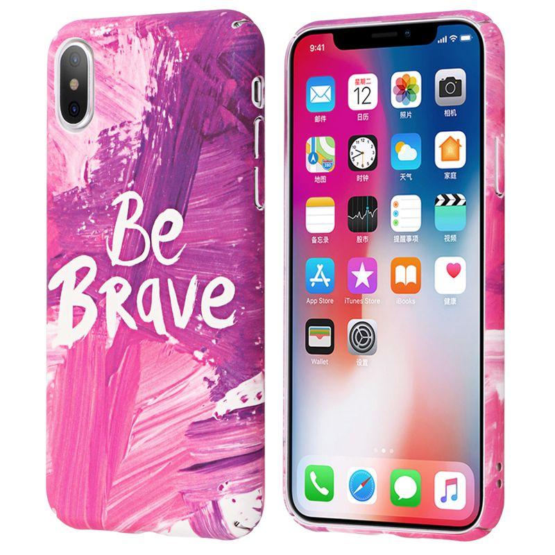 Belleza Caja Del Teléfono Para El Iphone X 8 7 5 5s Flamencos Sí 6 6 S Plus Caso Coloridas Plantas Fundas Para Iphone 5 Fundas Para Iphone Fundas Para Iphone 6