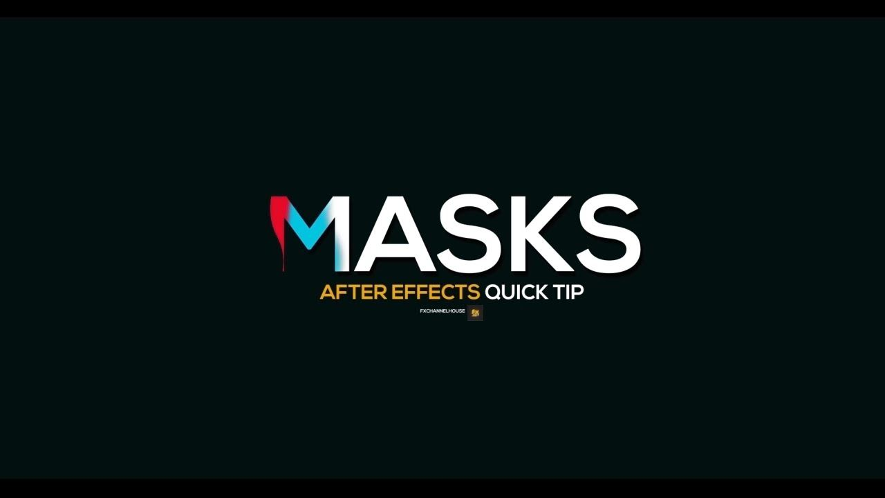 On This Tutorial, I Will Guide You On How To Animate Text With Layer Masks  And Make A Cool Colorfull Text In After Effects Hope You Find This  Interesting
