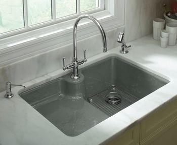 Cast Iron Sink Blanco Sinks