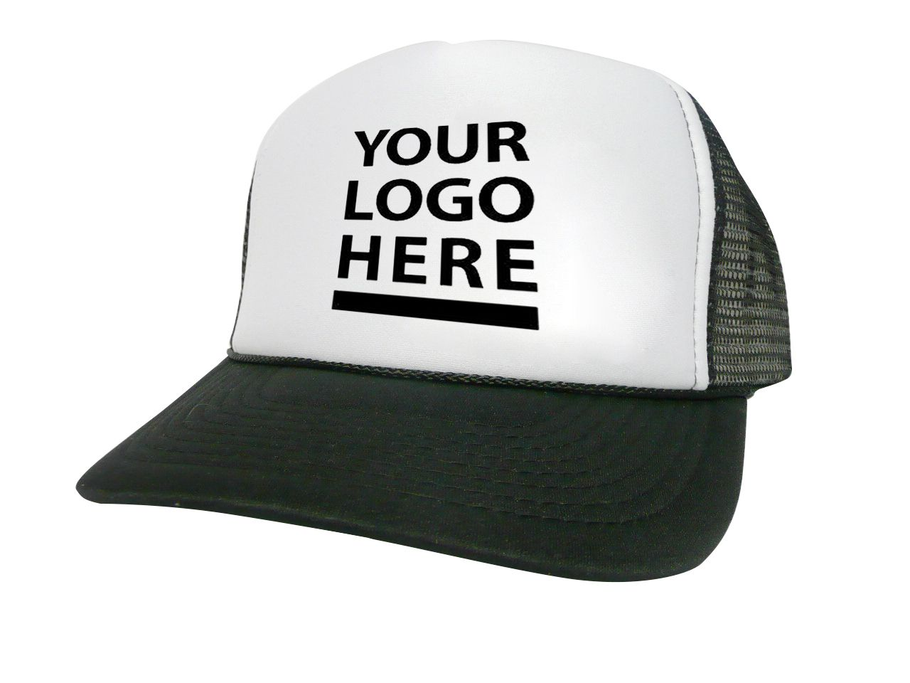 Create A Custom Printed Trucker Hat Mesh Hat Snapback Hat With Your Logo On It Trucker Hat Custom Trucker Hats Snapback Hats