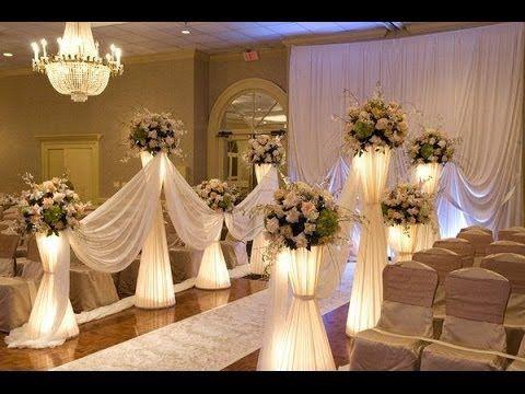 19+ Salon adornos para boda trends