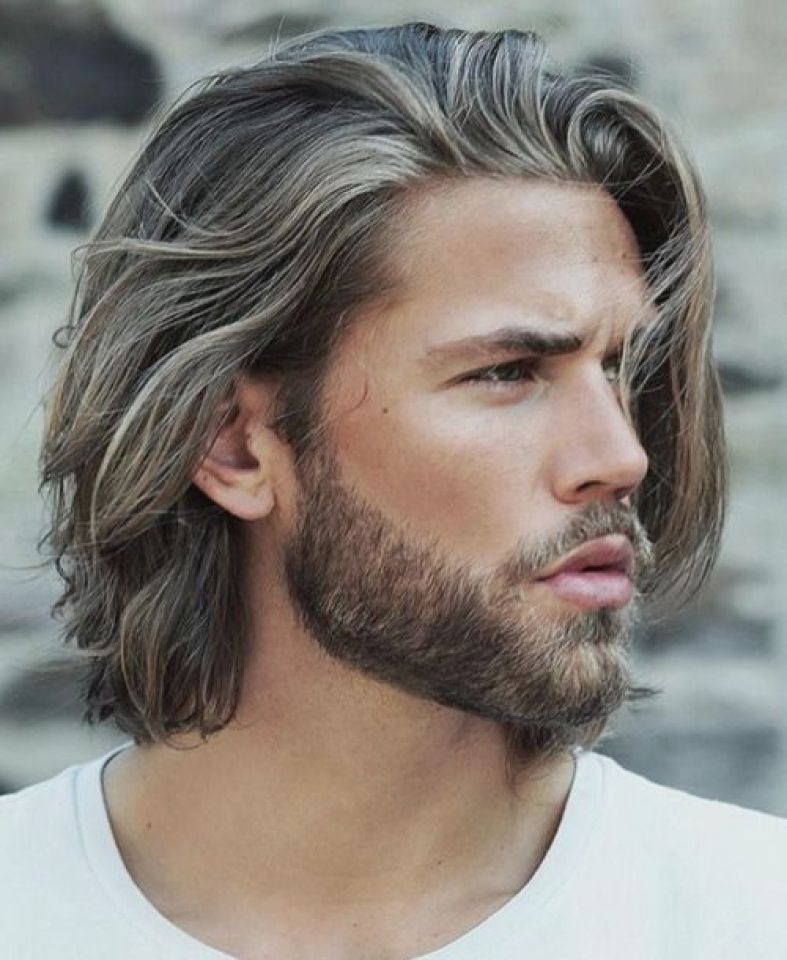 Superb Trendy Long Hair Hairstyles Man, The Best Long Hair Hairstyles For Men  Ideas On Pinterest