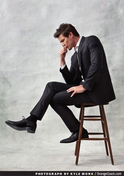 Pedro Pascal (Interview -> http://www.orangecoast.com/features/2014/04/28/the-viper-prince)