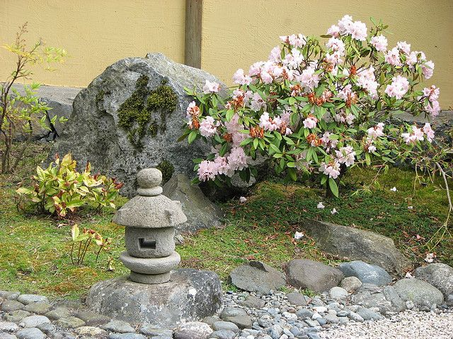 Small japanese garden pictures small and simple japanese for Easy japanese garden