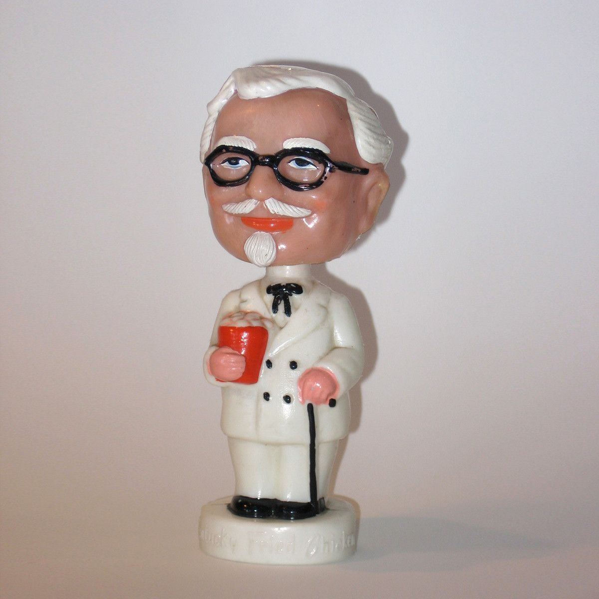 Kentucky Fried Chicken Sanders Bobble Head I have one of these | KFC ...