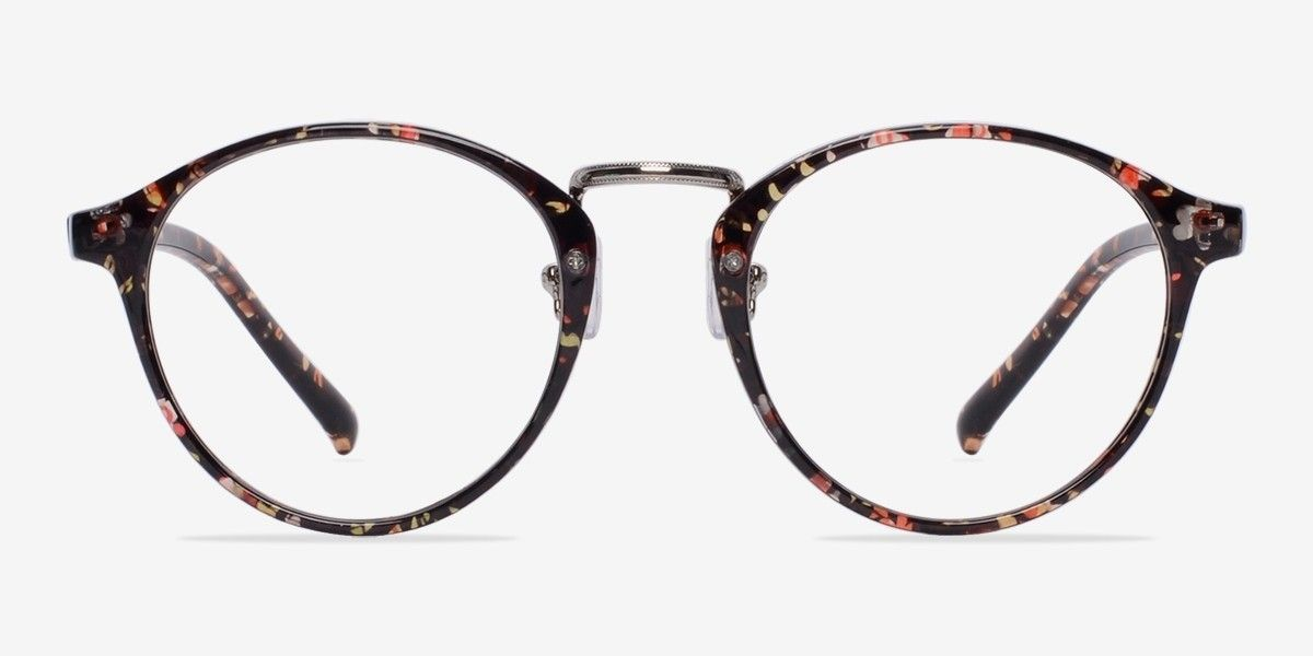 Chillax Red/Floral Plastic Eyeglasses from EyeBuyDirect. Come and ...