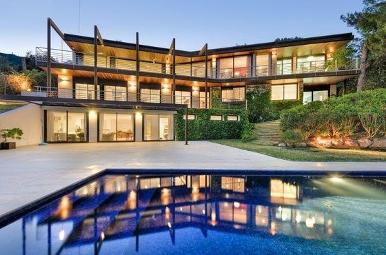 Vente Villa Vue Mer Bendinat Espagne House Styles Mansions Spain