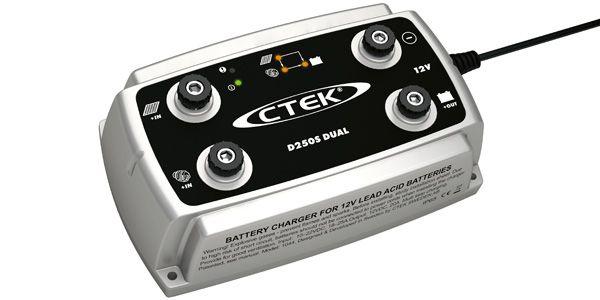 Ctek D250s Dual Ctek Battery Chargers Battery Charger Battery Car Battery