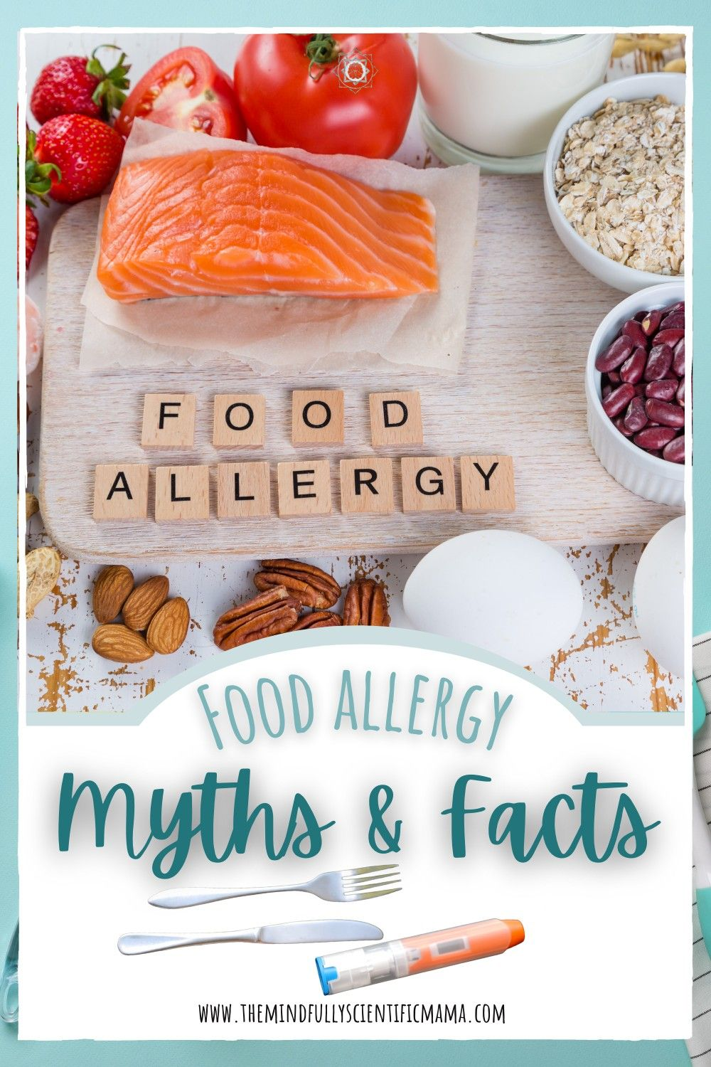 Food Allergy Myths And Facts In 2021 Food Allergies Food Allergy Awareness Month Food Allergy Awareness Week
