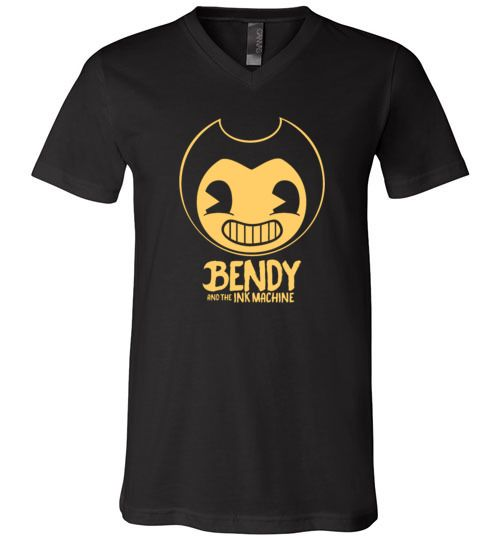 Shirt Villains And Machine Bendy T Ink