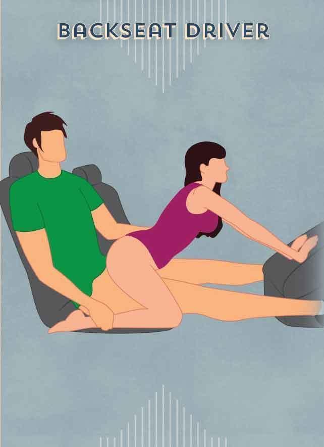 Sex gif on a sofa